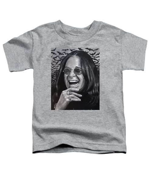 Ozzy Toddler T-Shirt