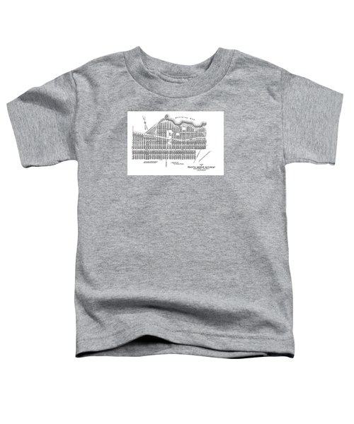 Pacific Grove May 7 1887 Toddler T-Shirt
