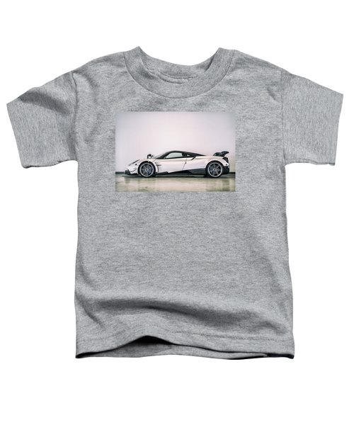 #pagani #huayra Bc Toddler T-Shirt