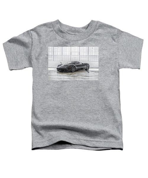 Pagani Huayra Toddler T-Shirt