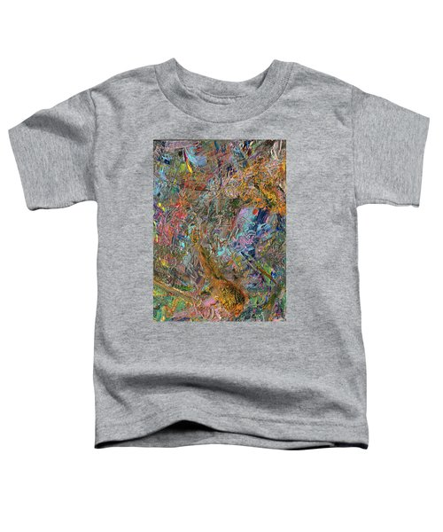 Paint Number 26 Toddler T-Shirt