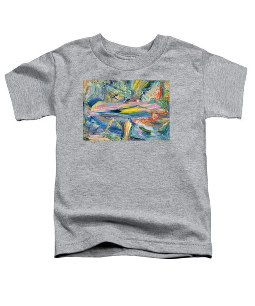 Paint Number 31 Toddler T-Shirt