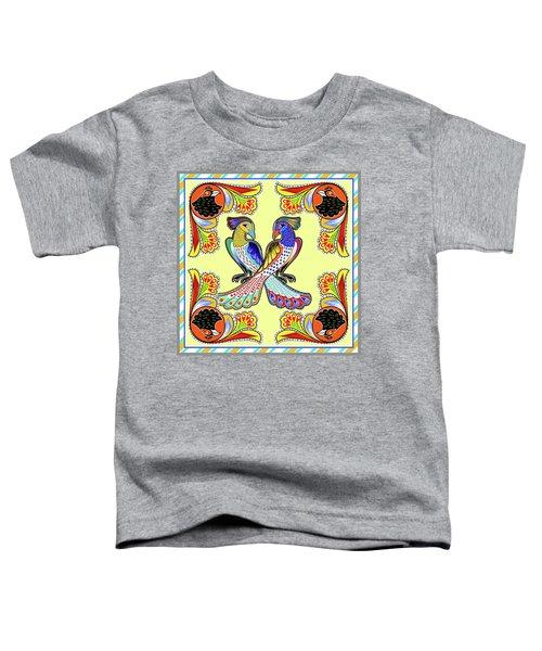 Painting 629 2 Truck Art 6 Toddler T-Shirt