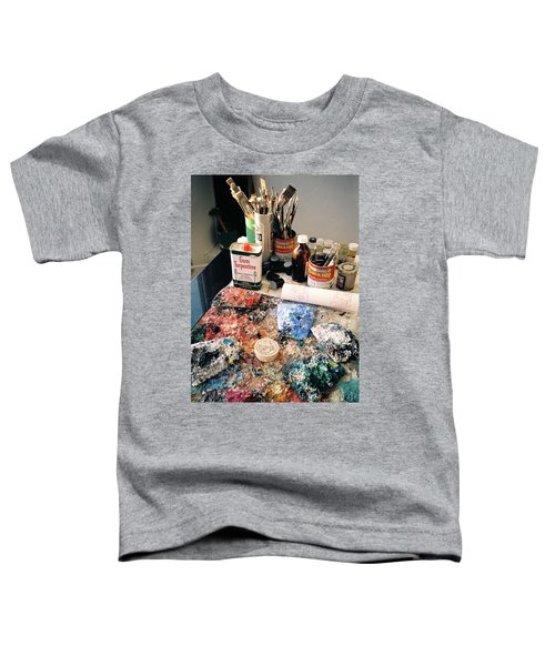 Palette Toddler T-Shirt