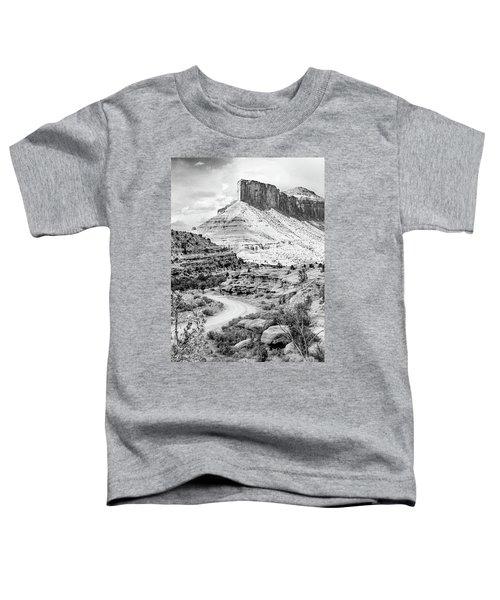 Palisade Island Mesa Toddler T-Shirt