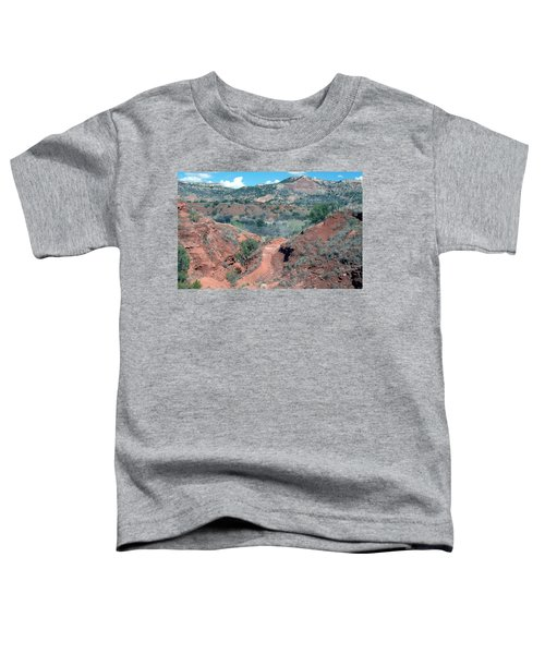 Palo Duro Canyon Toddler T-Shirt