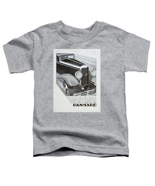 Panhard #8701 Toddler T-Shirt