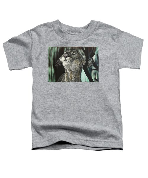 Panther, Cool Toddler T-Shirt