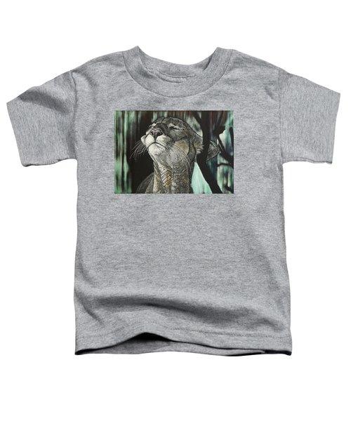 Panther, Cool Toddler T-Shirt