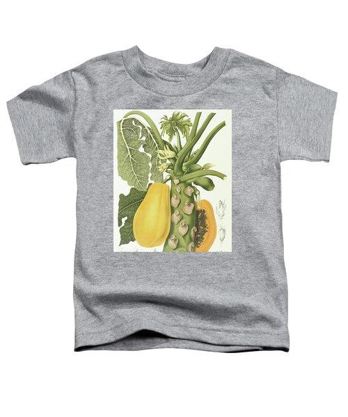 Papaya Toddler T-Shirt