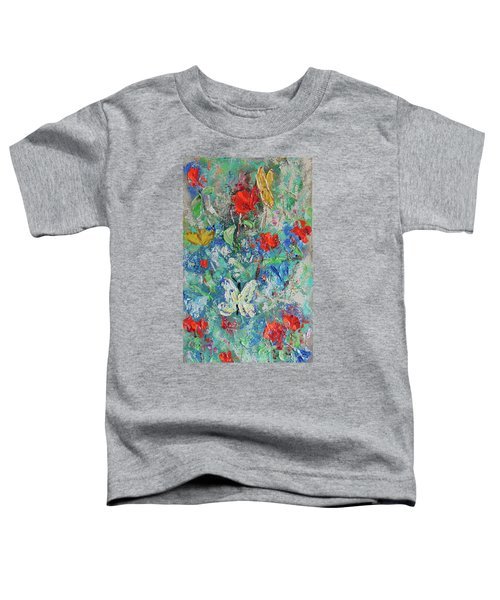 Papillons Toddler T-Shirt