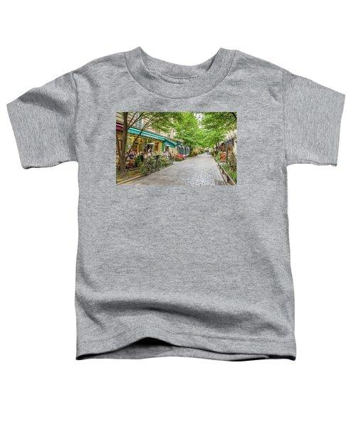 Paris In The Spring  Toddler T-Shirt