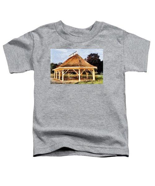Park Gazebo Toddler T-Shirt