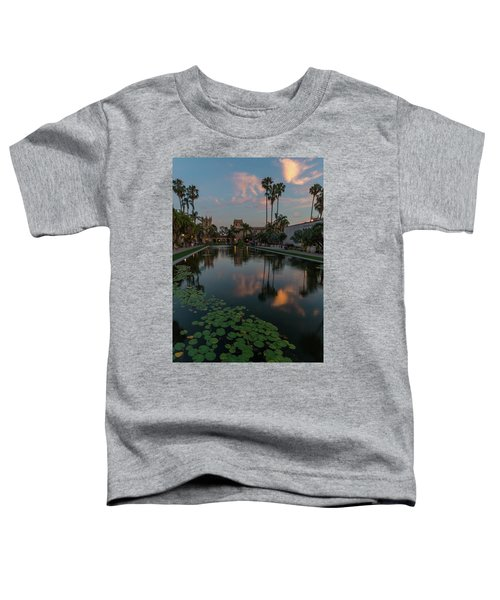 Park Place Saturday Night Toddler T-Shirt