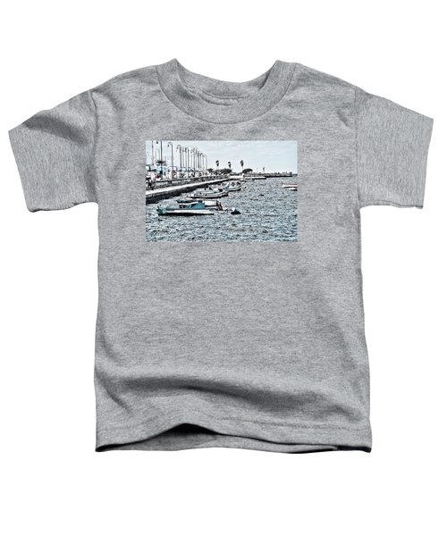 Parked And Waiting Toddler T-Shirt