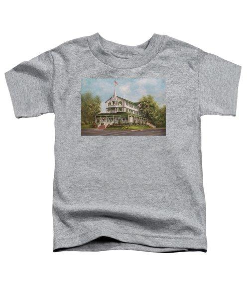 Parker House Sea Girt , Nj Toddler T-Shirt