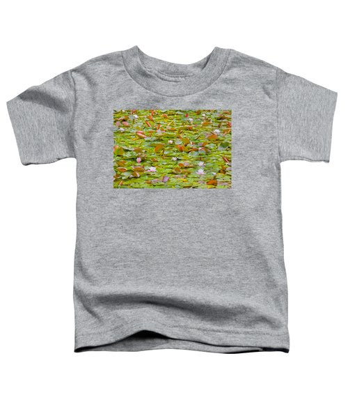 Party At Kaloya Pond Toddler T-Shirt