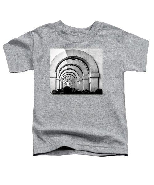 Passageway At The Arno Toddler T-Shirt