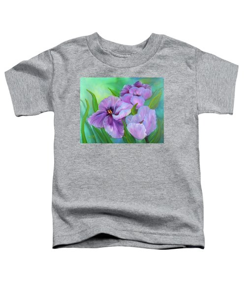 Passionate Tulips Toddler T-Shirt
