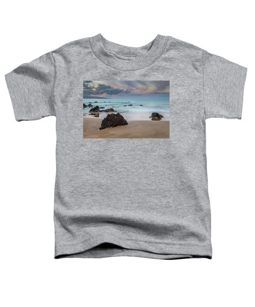 Pastel Hawaii Sunrise Toddler T-Shirt