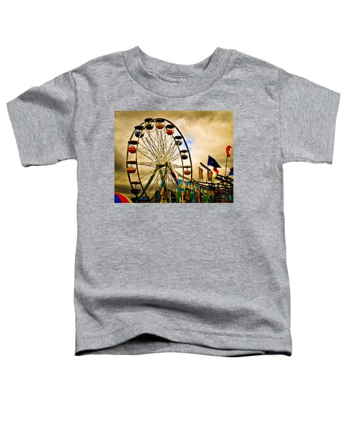 Patch Of Blue Toddler T-Shirt