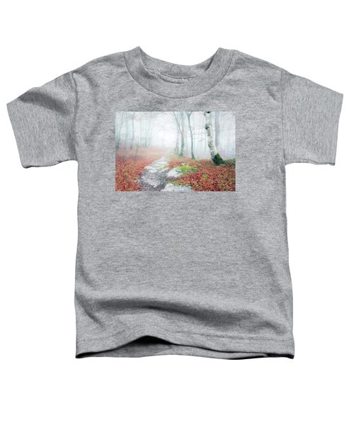 Path In The Forest Toddler T-Shirt
