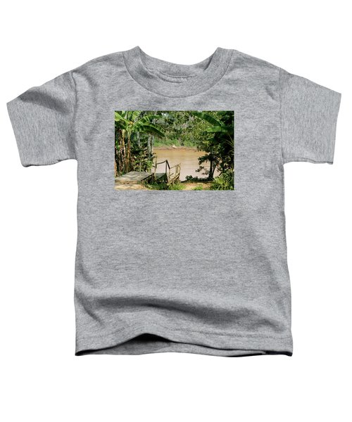 Path To The Amazon River Toddler T-Shirt