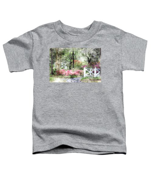 Path To The Bridge Toddler T-Shirt
