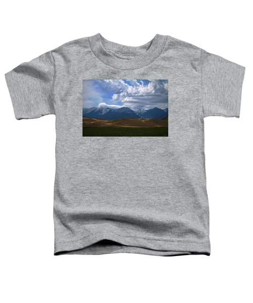 Pause And Reflect Toddler T-Shirt