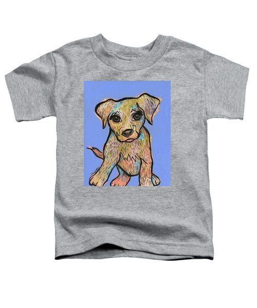 Paws Toddler T-Shirt