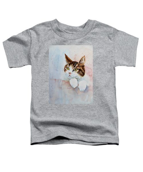 Paws  Toddler T-Shirt