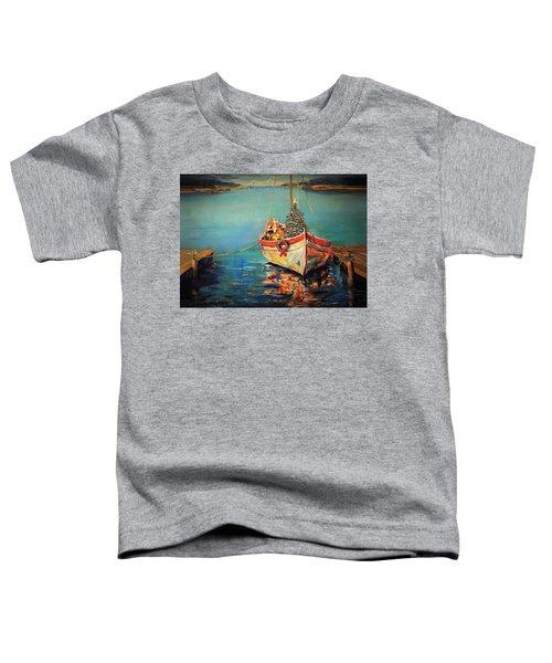 Peace At Christmas Toddler T-Shirt