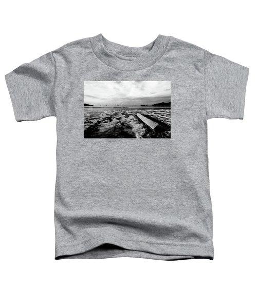 Peace Be Still  Toddler T-Shirt