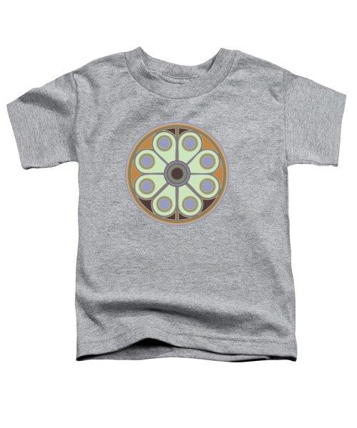 Peace Flower Toddler T-Shirt