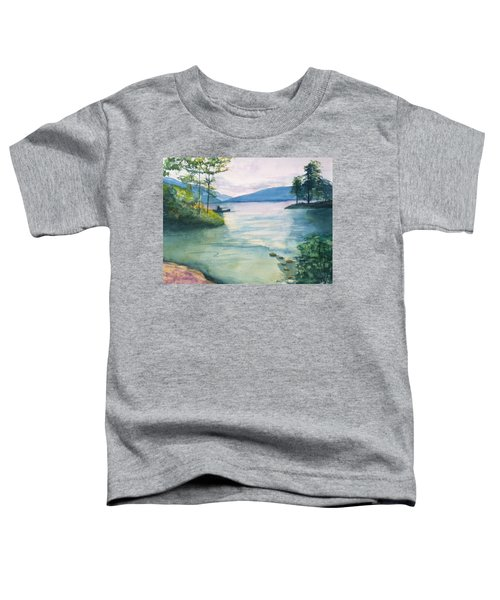 Peace On The Water  Toddler T-Shirt