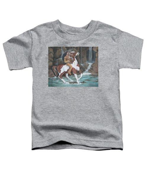 Peacemaker's Ride Toddler T-Shirt
