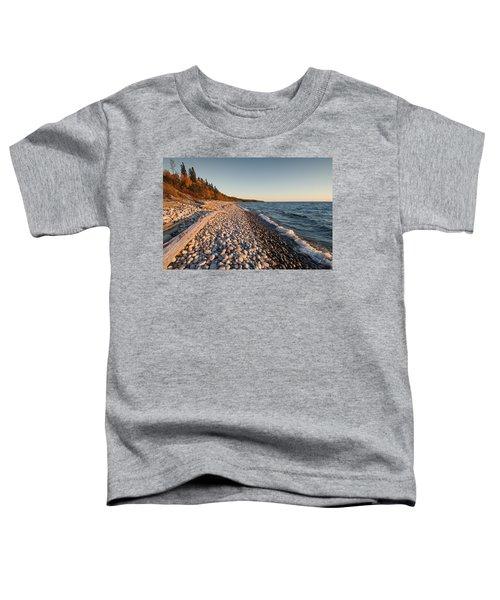 Pebble Beach Autumn    Toddler T-Shirt