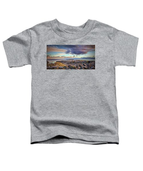 Pebbles And Sky  #h4 Toddler T-Shirt