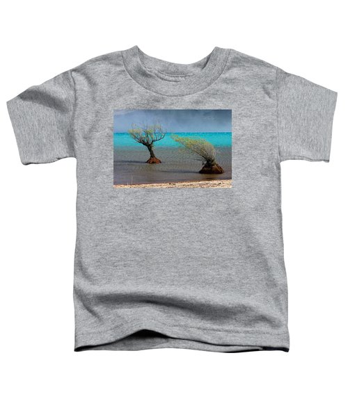 Peculiar Trees Toddler T-Shirt