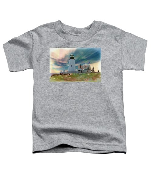 Pemaquid Lighthouse,maine Toddler T-Shirt