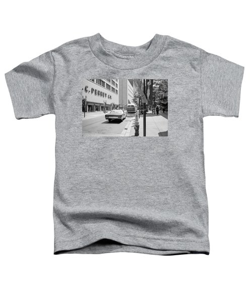 Penney's And Donaldsons 1971 Toddler T-Shirt