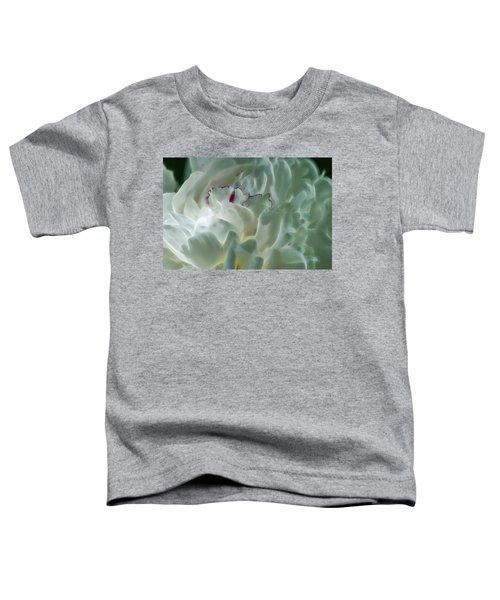 Peony Flower Energy Toddler T-Shirt