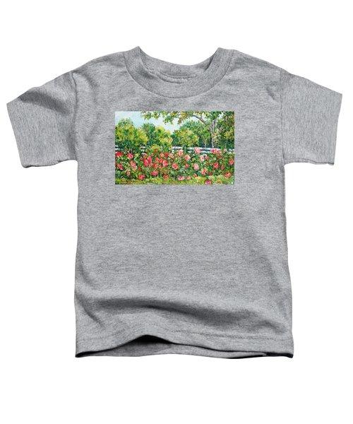 Peony Riot Toddler T-Shirt