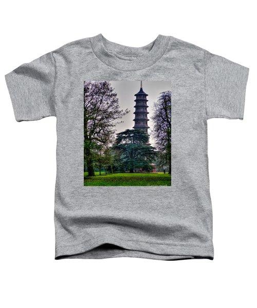 Pergoda Kew Gardens Toddler T-Shirt
