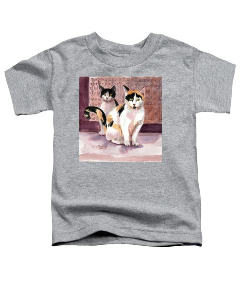 Perla And Sparks Toddler T-Shirt