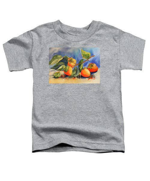 Persimmons Toddler T-Shirt