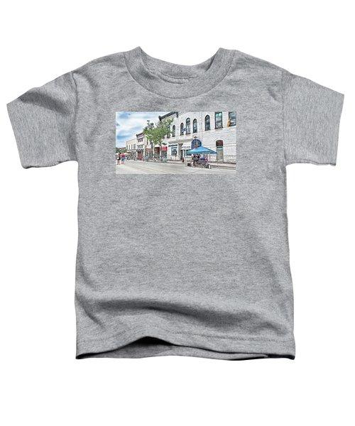 Peter Street Art Corridor Toddler T-Shirt