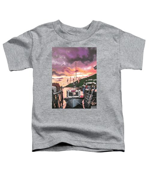 Petty Harbour Toddler T-Shirt