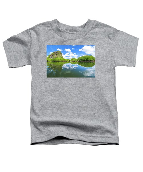 Phang Nga Bay Toddler T-Shirt