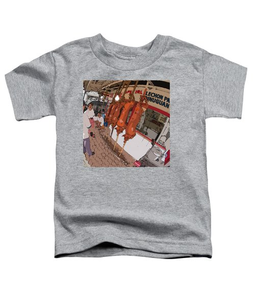 Philippines 4057 Lechon Toddler T-Shirt
